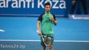 Мико Кузманов с нова победа в Анталия