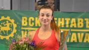 Държавната шампионка е четвъртфиналистка в Анталия