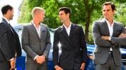 Федерер доволен, че няма да играе срещу Джокович