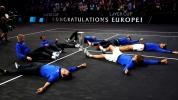 Европа триумфира с Лейвър Къп