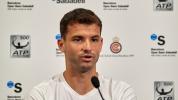 Официално: Григор Димитров напусна Топ 40
