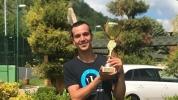 Антъни Генов спечели втора поредна титла в Черна гора