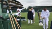 Григор тренира с Агаси за Уимбълдън (видео)