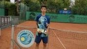 Владимир Попов е двоен шампион от турнир на Тенис Европа в Белгия