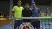 Лазаров и Донев са четвъртфиналисти в Румъния