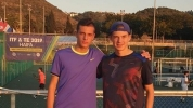 Нестеров и Терзиев на полуфинал в Израел