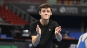 Лазаров се класира за четвъртфиналите, Донски отпадна