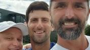 Джокович раздели треньорите си за следващия сезон