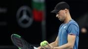 Кузманов отпадна на полуфиналите след обрат