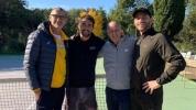 Фабио Фонини представи новия си отбор