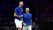 Зверев: Федерер е един от най-великите хора