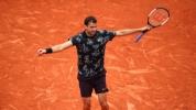 Григор Димитров попадна в десетката на Спортист на годината