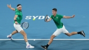 Лекари съветвали Алекс Лазаров да спре с тениса