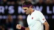 Федерер започна бавно, но бързо влезе в час