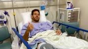 Дел Потро претърпя нова операция на коляното (снимка)