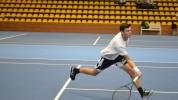 Лазаров спаси мачбол и се класира за втория кръг в Анталия