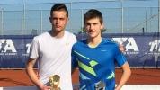 Симеон Терзиев спечели титлата в Анталия
