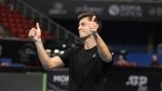 Лазаров отпадна на четвъртфиналите