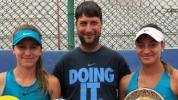 Аршинкова и Топалова се класираха за четвъртфиналите в Тунис