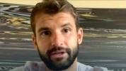 Григор Димитров се вманиачи на тема хигиена