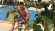 Държавният шампион Динко Динев: Липсата на турнири ме убива