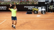 Надал се завърна в Рим с безупречна победа