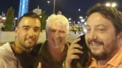 Пол Макнами отново е в София и ще помага на родния тенис