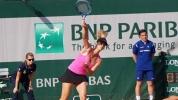 Гледайте на живо: Цветана Пиронкова срещу Андреа Петкович