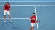 Тежък жребий за шампионите от Сърбия в ATP Cup