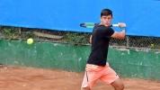 Лазаров на полуфинал на двойки в Анталия без игра