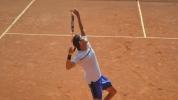 Лазаров отпадна на полуфиналите на двойки