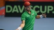Аржентинец спря победната серия на Андреев в Португалия