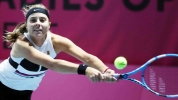 Томова се отказа във втория сет срещу Грачева