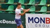 Симон-Антони Иванов с първи финал на турнир от ITF за мъже