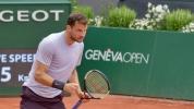 Димитров срещу квалификант в първия си мач в Женева