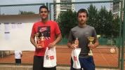 Завърши първият турнир от Национална тенис верига на СК Дема