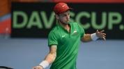 Андреев загуби в квалификациите в Истанбул