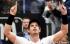 Анди Мъри отново хвана тенис ракета (видео)