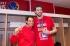 Рафа Надал празнува с Испания европейската титла