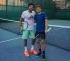 Гофен тренира заедно с Цонга