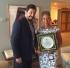 Стефан Цветков се срещна с президента на Американската тенис асоциация