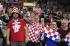 Радост за Хърватия след последната точка (видео)