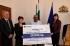 Евроинс дари 20 000 лв. за изгоряло училище