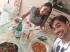 Пенета и Фонини се глезят с паста (снимка)