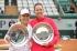 Навратилова и Дейвънпорт спечелиха Трофея на легендите