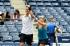 Тенисисти, които се видяха за първи път, шампиони в микса