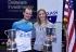 Французин и англичанка спечелиха US Open в скуоша
