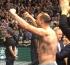 Няма такава радост! Треньорът на Краинович се съблече гол в залата (видео)