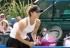 Пиронкова на четвъртфинал след година