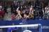 Дел Потро спря Федерер в трилър (снимки)